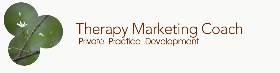 Therapy Marketing Coach